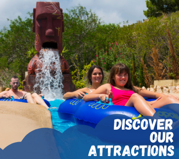 discover our attactions Water Park Aquopolis Cullera